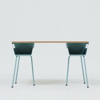 POLYGON WORK TABLE1200 - MINT