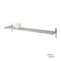 GRUNDTAL Wall shelf 80cm 501.763.89  키친선반