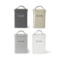 [Garden Trading]Sugar Canister 주방틴박스