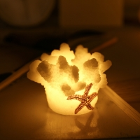 [SPICE] CORAL LED CANDLE