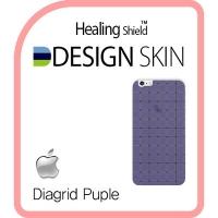 아이폰6 플러스 후면 디자인스킨 Diagrid Puple-DM018
