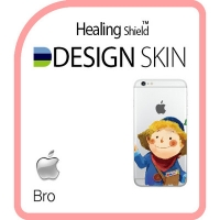 아이폰6 후면 디자인스킨 Bro-DM016
