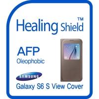 갤럭시S6 정품 S-뷰커버 AFP 올레포빅 액정보호필름 2매