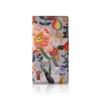 [Urbaney] 나탈리레테 갤럭시S6 월렛 케이스 Mickey & Flower