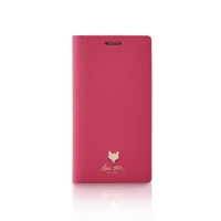 [Urbaney] 안나질리 갤럭시S6 월렛 케이스 Fox Pink