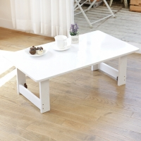 웰라이프 부림 접이식 하이그로시 테이블