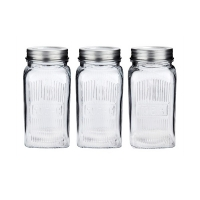 [Hubsch]Storage glasses, set of 3 270015 보관용기