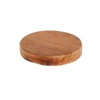 [Hubsch]Cutting board, teakwood,small 316026 도마
