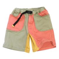 CAYL climbing shorts / pink,khaki
