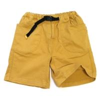 CAYL climbing shorts / mustard