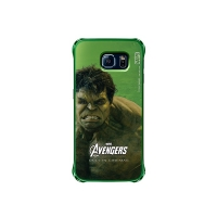 [삼성]어벤져스 에디션 Clear Cover[헐크][갤럭시 S6]/EF-QG920RGEG