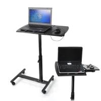 이동식 싱글 노트북 테이블