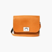 Autumn Tan Small Pixie Bag
