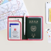CLASSY PLAIN NO SKIMMING PASSPORT MINI