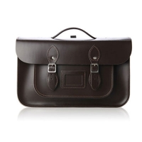 14inch Chocolate Brown with handle