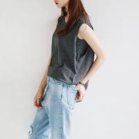Daily double sleeveless