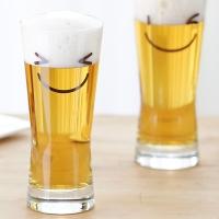 메트로폴리탄 스마일 맥주잔 400ml 4p(선물용)