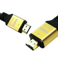 레토 HDMI 케이블 프리미엄 메탈 골드(5M)