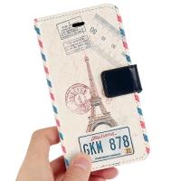 Travel Paris 옵티머스 Basic가죽다이어리 케이스