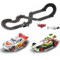 Carrera Disney Silver Speeders 슬롯카 레이싱트랙