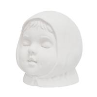 [meltheme]girl - ceramic ornament