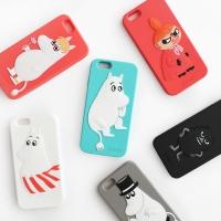 Moomin iPhone6 sillicon case