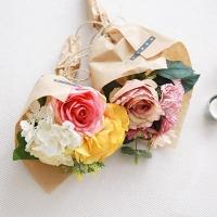 메르씨 크라프트 꽃다발 (기획특가)