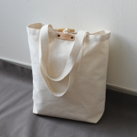 Canvas Toggle Bag