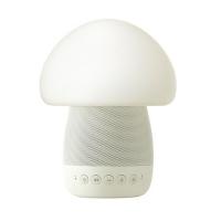 [emoi] Smart Mushroom Lamp Speaker (White) 블루투스 램프 스피커