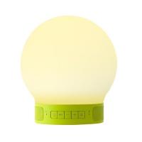 [emoi] Smart Lamp Speaker Plus (Green) 블루투스 램프 스피커