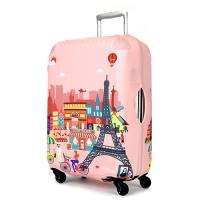 [Travel Mate] 시티가이드 스판 캐리어커버 (LCS427) -_(901959719)