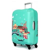 [Travel Mate] 시티가이드 스판 캐리어커버 (LCS425) -_(901959720)