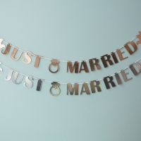 JUST MARRIED 웨딩가랜드