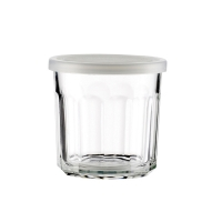 [BloomingVille]Glass w/Lid 195520 용기