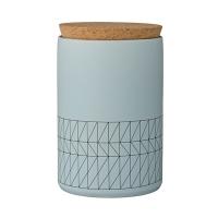 [BloomingVille]Carina Jar w/Cork Lid 21100389 밀폐용기