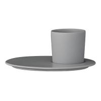 [BloomingVille]Gitte, Plate w/Cup Set of 2 21100425 컵/접시세트