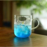 Weather Glass Mug 유리머그컵 400ml
