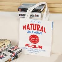 Natural Eco Bag 에코백 캔버스백