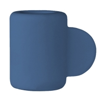 [BloomingVille]Candle Stick, Navy Ceramic 27100076 캔들스틱