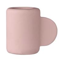 [BloomingVille]Candle Stick, Rose Ceramic 27100078 캔들스틱