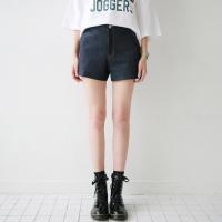 Standard raw short pants
