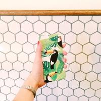 Tropical Ringo Bird for Phonecase 하드/범퍼 [플래네틸]