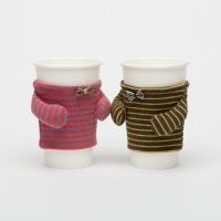 CoffeeMate 2.0 테이크아웃 컵 슬리브 공병 데코용품