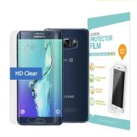 Galaxy S6 Edge+ 풀커버 액정 보호 필름 크리스탈 클리어