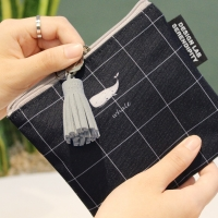 D.LAB NY POUCH - 고래S