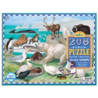 이부퍼즐 208pc 북극 야생동물_(693388)