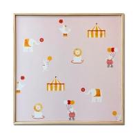 Circus pink Artwork