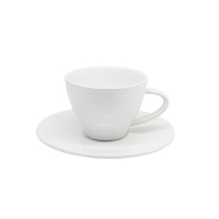 [Muurla]Linen cup and plate 361-020-01 커피잔세트