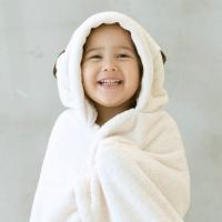 [밀리언달러베이비]베이비 후드타올 코알라(목욕&비치타올&담요)