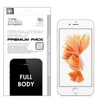 레볼루션쉴드 엠보팩 지문방지 전신방탄필름 아이폰6S